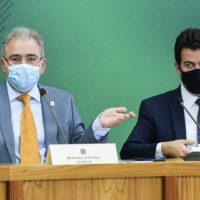 Ministério da Saúde não tem infectologistas em plena pandemia!
