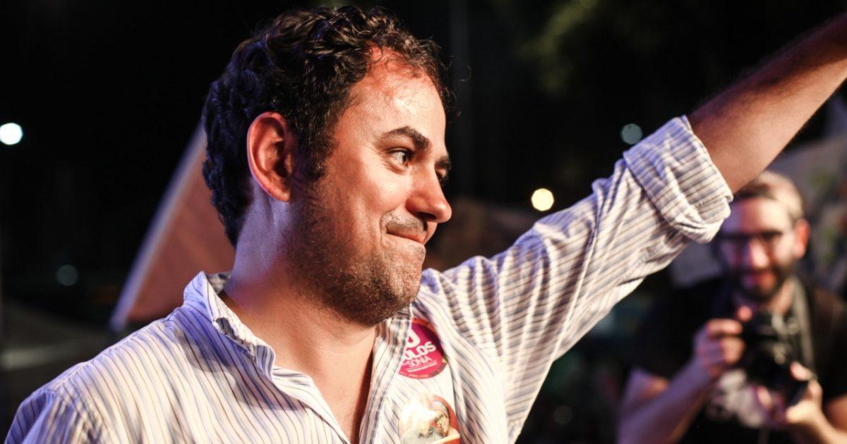 Plenária com Glauber Braga reúne mais de 500 militantes do PSOL em SP
