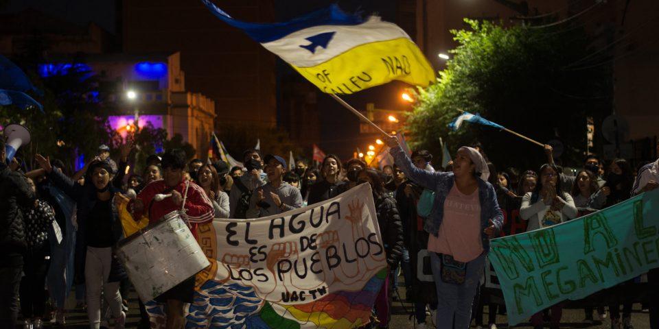 Mineração e conflitos sociais na América Latina