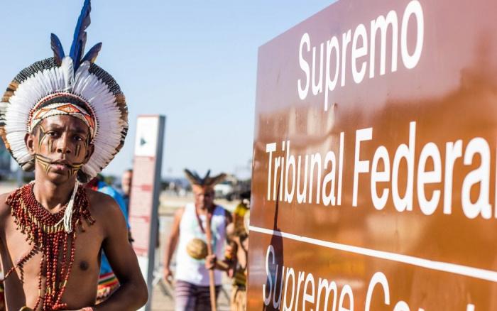 Em carta ao STF, artistas, juristas e acadêmicos manifestam-se contra marco temporal e pedem proteção a direitos indígenas