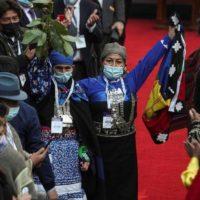 Mulher e Mapuche: o novo rosto do Chile