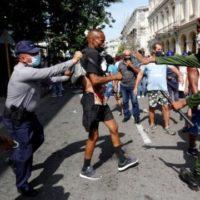 Apelo para a libertação dos detidos em Cuba