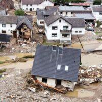Inundações na Europa: Isto não é um desastre natural