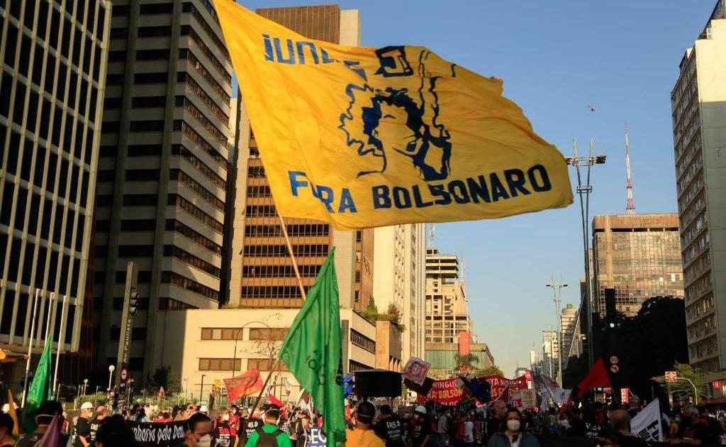Às ruas no 7 de Setembro: golpistas não passarão!
