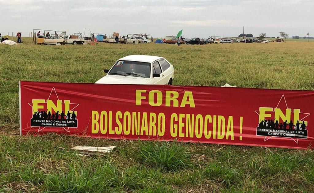 No dia nacional do agricultor, governo Bolsonaro celebra o latifúndio e a violência no campo