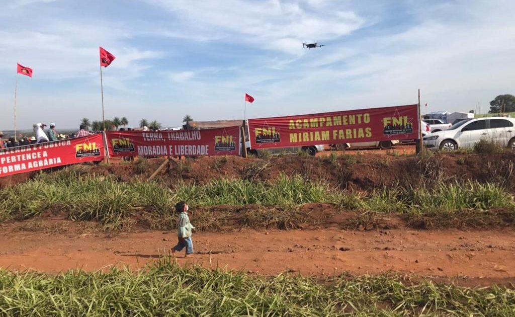 Vitória! Ocupação no Pontal do Paranapanema conquista suspensão da reintegração de posse