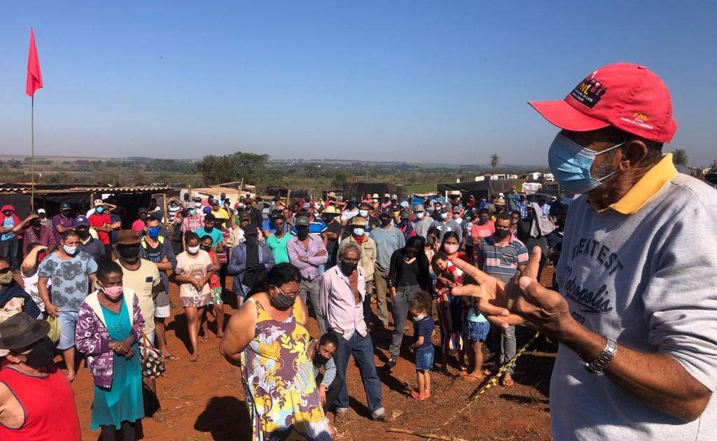 Completando o primeiro mês de resistência, ocupação no Pontal do Paranapanema inspira luta por reforma agrária em Rosana e Euclides da Cunha Paulista