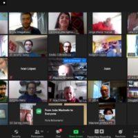 PSOL realiza reunião internacional em solidariedade ao Fora Bolsonaro