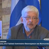 Michel Husson: um ativista que faz economia e um economista que se dedica à política