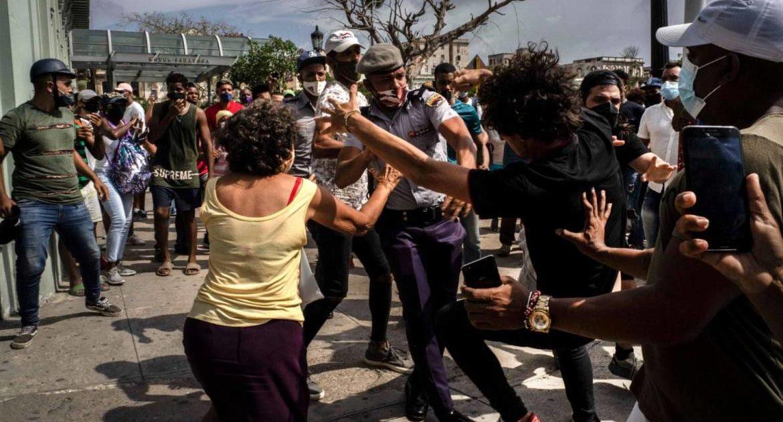 Explosão social em Cuba: os sinais ignorados