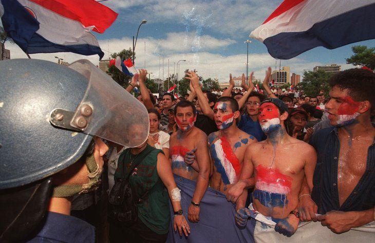 """Se apagou o fogo do """"março paraguaio""""?"""