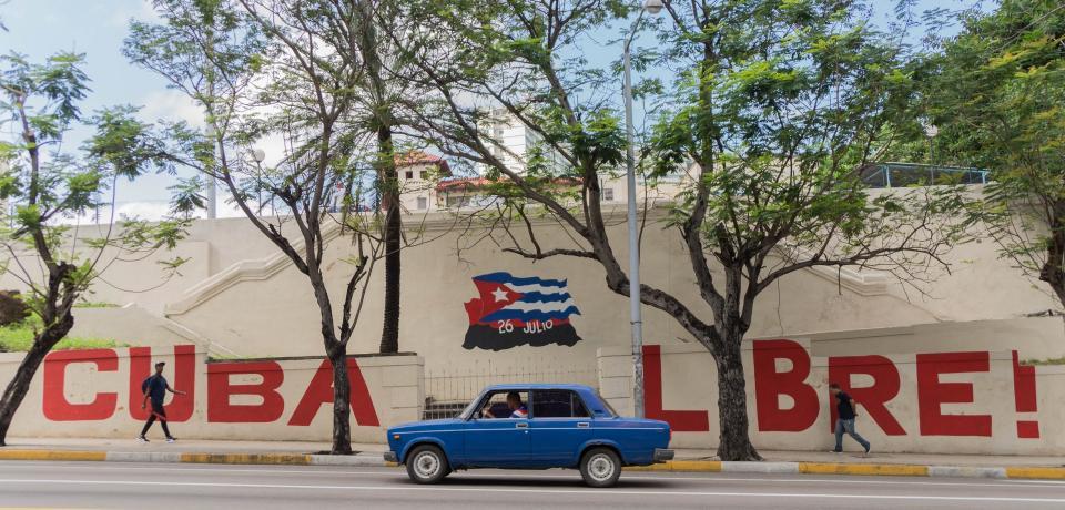 Diante dos protestos em Cuba e as agressões imperialistas