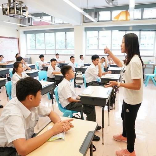 O maior sindicato de professores de Hong Kong a ser dissolvido após a pressão do governo e da mídia estatal chinesa