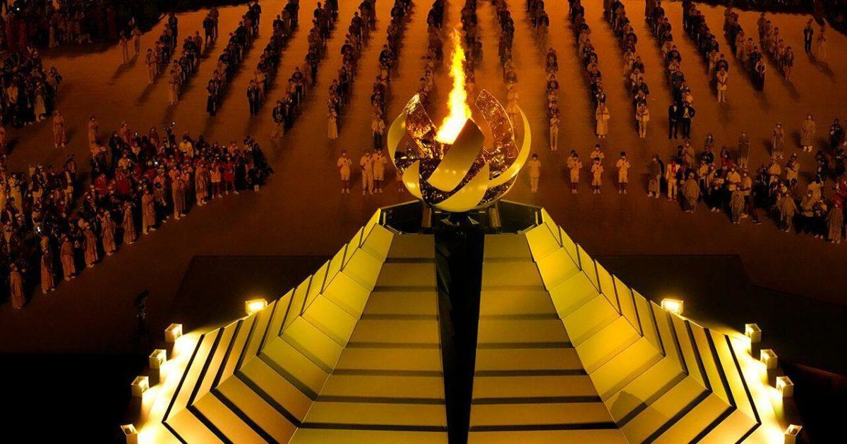 Os Jogos Olímpicos da Covid
