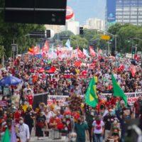 Amanhã estaremos nas ruas pelo Fora Bolsonaro e defendendo a unidade para seguir com mais força