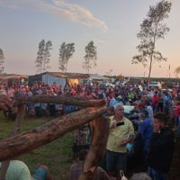 FNL realiza três novas ocupações neste sábado e intensifica a luta pela terra no Pontal do Paranapanema