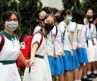 Grupo de estudantes de Hong Kong se dissolve após detenção de líderes sob a lei de segurança
